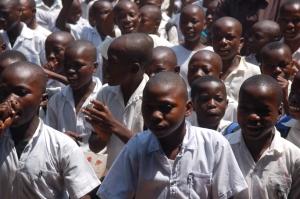 School Boys in the Dem. Republic of Congo (2010)