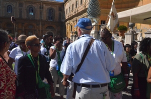 "Plymouth UCC tour of the Vatican:  ""Following the Footsteps of Paul"""