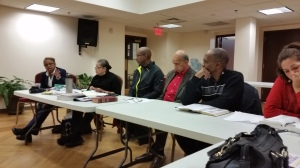 Monday Night Bible Discussion at 1st Congregational Church UCC in Atlanta, Ga