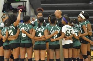 Cass Technical High School Junior Varsity Volleyball Team